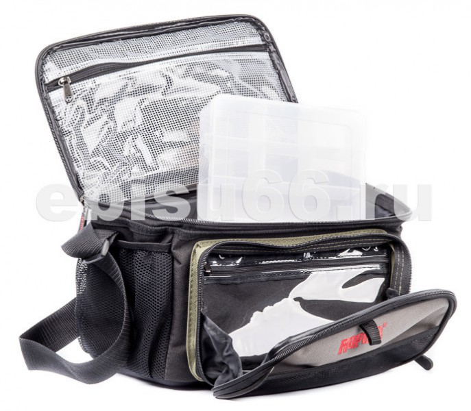 сумка Rapala Lite Tackle Bag : Rapala lite tackle bag
