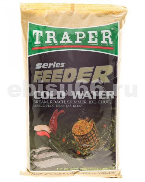 прикормка для холодной воды весной