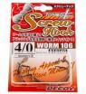 WORM 106 SCREW HOOK - Интернет-магазин товаров для рыбалки Эбису, Екатеринбург