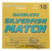 Barbless Silverfish Match - Интернет-магазин товаров для рыбалки Эбису, Екатеринбург