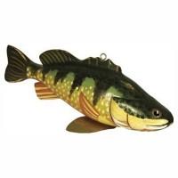 Декор.рыбка 851 Perch Wood Spearing - Интернет-магазин товаров для рыбалки Эбису, Екатеринбург