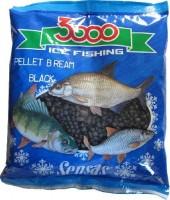 Пеллетс зим. Sensas 3000 BREAM BLACK 0,4 кг - Интернет-магазин товаров для рыбалки Эбису, Екатеринбург