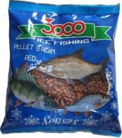 Пеллетс зим. Sensas 3000 BREAM RED 0,4 кг - Интернет-магазин товаров для рыбалки Эбису, Екатеринбург