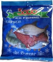 Прикормка зим. готовая Sensas 3000 BREAM RED 0,5 кг - Интернет-магазин товаров для рыбалки Эбису, Екатеринбург