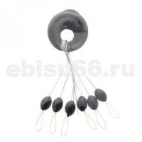 Стопор силиконовый р.L - Интернет-магазин товаров для рыбалки Эбису, Екатеринбург