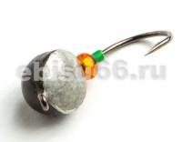 Мормышка вольфр. Грифон Плавунец 6 мм черн. 96-G - Интернет-магазин товаров для рыбалки Эбису, Екатеринбург