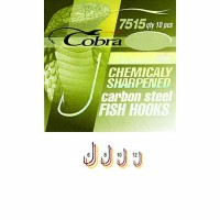 Крючки Cobra MIX сер.7515 разм.006 - Интернет-магазин товаров для рыбалки Эбису, Екатеринбург