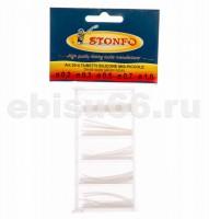 Набор силиконовых кембриков диаметр 0.20-1.0 (Stonfo) - Интернет-магазин товаров для рыбалки Эбису, Екатеринбург