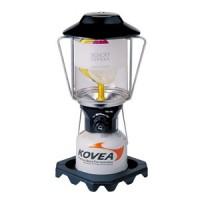 Лампа газовая большая Kovea Lighthouse Gas Lantern (параметр освещенности-110 lux, пьезоподжиг, адаптер для балона 220г, пластиковый кейс) - Интернет-магазин товаров для рыбалки Эбису, Екатеринбург