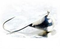 Мормышка Luxe Капля ушко 4-001 - Интернет-магазин товаров для рыбалки Эбису, Екатеринбург