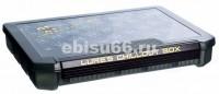 Коробка для приманок Pontoon21 Lures Chillout Box 255x190x40,черн./верх прозр. - Интернет-магазин товаров для рыбалки Эбису, Екатеринбург