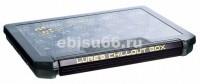 Коробка для приманок Pontoon21 Lures Chillout Box 255x190x28,черн./верх прозр. - Интернет-магазин товаров для рыбалки Эбису, Екатеринбург