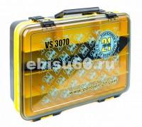 Чемодан Pontoon21 LCB Versus 2-ярусный 380х270х120, желт. - Интернет-магазин товаров для рыбалки Эбису, Екатеринбург