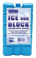 Аккумулятор холода Camping Word Iceblock 400 (вес 400г) - Интернет-магазин товаров для рыбалки Эбису, Екатеринбург