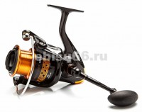 Катушка безинерционная Black Magic Burner 640 + E-Spule tief - Интернет-магазин товаров для рыбалки Эбису, Екатеринбург