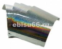 Hologram Stiker STRIKE PRO Голографические наклейки белые (размер 65мм.)  (HOST709-WHI) - Интернет-магазин товаров для рыбалки Эбису, Екатеринбург