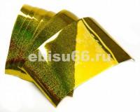 Hologram Stiker STRIKE PRO Голографические наклейки желтые (размер 65мм.)  (HOST709-YEL) - Интернет-магазин товаров для рыбалки Эбису, Екатеринбург