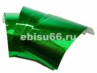Hologram Stiker STRIKE PRO Голографические наклейки зеленые (размер 65мм.)  (HOST709-GRE) - Интернет-магазин товаров для рыбалки Эбису, Екатеринбург
