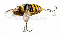 Воблер Tiemco Soft Shell Cicada #047 - Интернет-магазин товаров для рыбалки Эбису, Екатеринбург