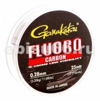 ����� Gamakatsu G-Line Fluorocarbon d-0.12 25� 1.04 �� - ��������-������� ������� ��� ������� �����, ������������