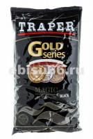 Gold series Magic BLACK (Золотая серия Мейджик Черная) 1кг - Интернет-магазин товаров для рыбалки Эбису, Екатеринбург