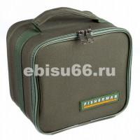 Кофр для катушки жесткий большой  Ф184 - Интернет-магазин товаров для рыбалки Эбису, Екатеринбург