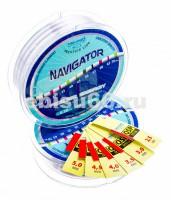 Леска Navigator Feeder Energy (200m)  0,20 - Интернет-магазин товаров для рыбалки Эбису, Екатеринбург