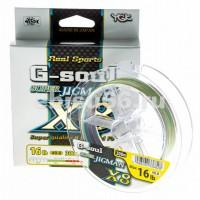 Леска YGK G-soul Super Jigman  X8 300m 16lb - Интернет-магазин товаров для рыбалки Эбису, Екатеринбург