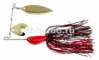 Спиннербейт Lucky John SPINNER BAIT RED VAMPIR 21.0г 22 - Интернет-магазин товаров для рыбалки Эбису, Екатеринбург