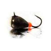Мормышка вольф. Капля c петел. и эпоксид. каплей 025мм/BC LJ09025-114 - Интернет-магазин товаров для рыбалки Эбису, Екатеринбург