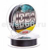 Шнур RYOBI PE IDEA 8* 120m d-0.165 #9.0kg Grey RB8G165 - Интернет-магазин товаров для рыбалки Эбису, Екатеринбург