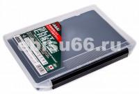 Коробка  MEIHO Slit Form Case 3020NS Clear - Интернет-магазин товаров для рыбалки Эбису, Екатеринбург