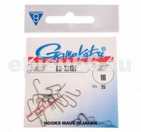 Крючки GAMAKATSU HOOK LS-1312F (BLACK) размер 16 - Интернет-магазин товаров для рыбалки Эбису, Екатеринбург