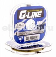 Леска Gamakatsu G-Line Competition  d-0.16 100м - Интернет-магазин товаров для рыбалки Эбису, Екатеринбург