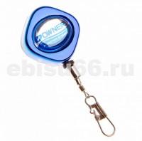 Ретривер PIN ON REEL 212  синий - Интернет-магазин товаров для рыбалки Эбису, Екатеринбург