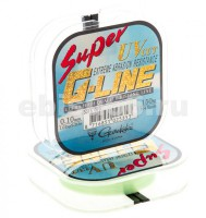 Леска Gamakatsu SUPER G-LINE 0,10 150M - Интернет-магазин товаров для рыбалки Эбису, Екатеринбург