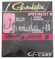 Крючки GAMAKATSU G-CARP SPECIALIST R #10 - Интернет-магазин товаров для рыбалки Эбису, Екатеринбург