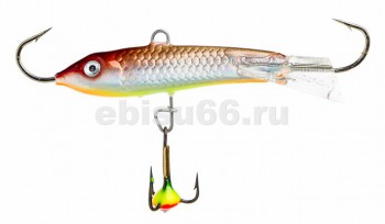 Балансир Lucky John CLASSIC 3 + тройн.30mm/01H блистер - Интернет-магазин товаров для рыбалки Эбису, Екатеринбург