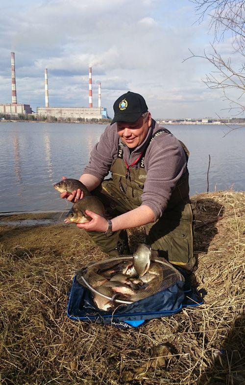отчеты о рыбалке свердловская область сентябрь 2016
