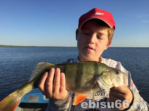 истрия одной рыбалке