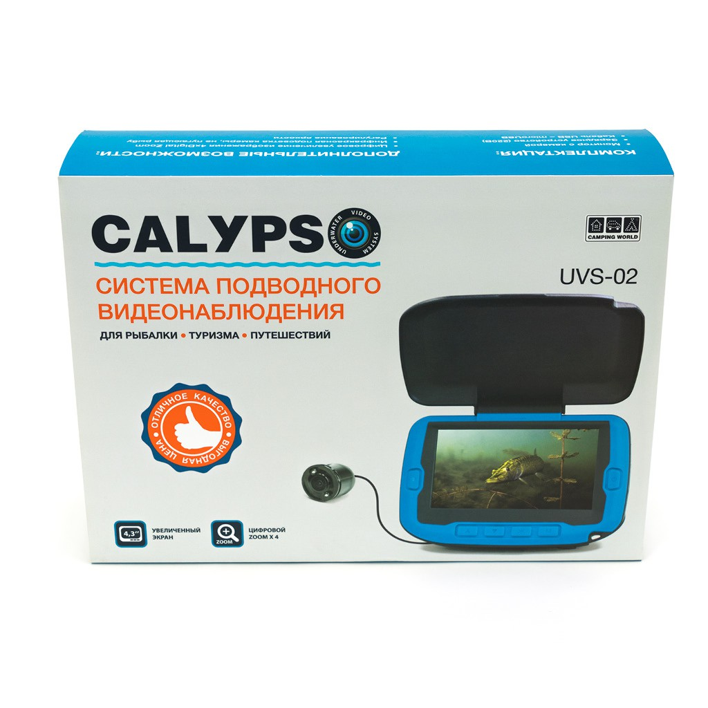 камера для рыбалки купить в кредит владимир
