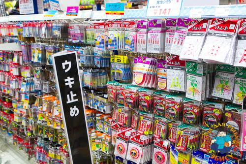 Товары для рыбалки из Японии